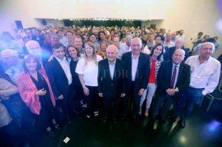 Lifschitz y Stolbizer convocaron a formar un frente de unidad nacional