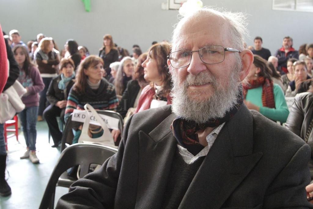 Juan Arancio en 2014, retratado por el fotógrafo Luis Cetraro. Crédito: Luis Cetraro