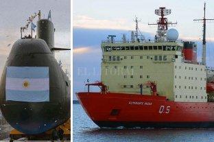 Ordenan peritaje contable sobre las reparaciones al ARA San Juan y al buque Almirante Irizar
