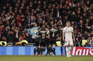 Sorpresa en la Champions: el Ajax goleó al Real Madrid y se metió en cuartos de final