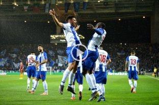 Portó clasificó a cuartos tras dar vuelta la serie ante Roma