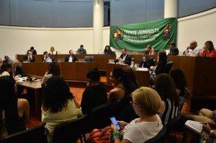 El Concejo realizó una sesión especial en conmemoración del Día Internacional de la Mujer