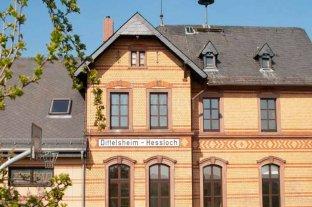 En octubre se firma el hermanamiento con Dittelsheim-Hebloch