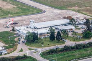 Récord de pasajeros en el aeropuerto de Sauce Viejo