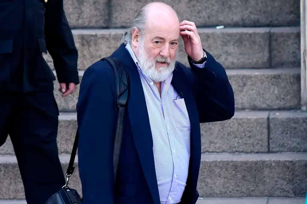 El juez Claudio Bonadio, encabeza la investigación Crédito: La Nación