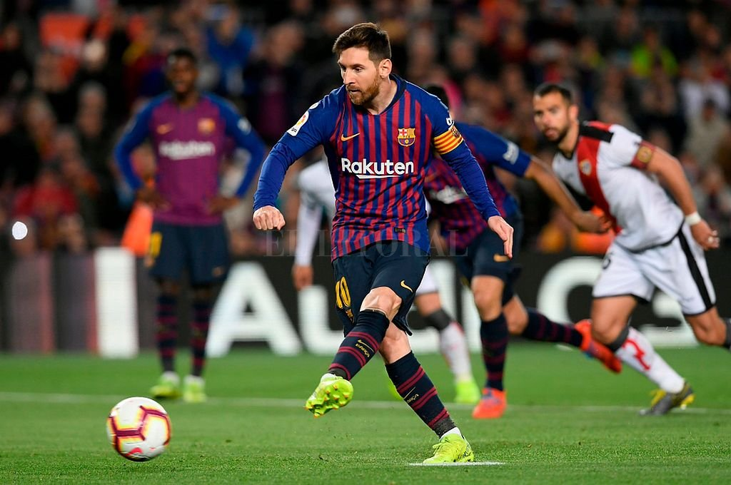 Messi festejó en una nueva victoria de Barcelona - Somos Deporte