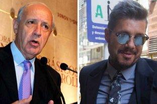 Marcelo Tinelli almorzará este lunes con Roberto Lavagna
