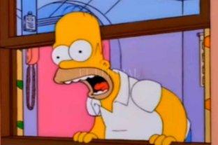 #MilhouseChallenge el nuevo desafío viral de Los Simpsons