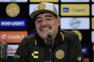 Maradona tiene tres exigencias para continuar en Dorados