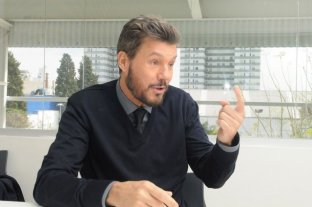 "Tinelli: ""Lavagna puede ser un gran candidato a presidente"""