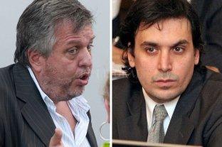 """Ramos Padilla citó a Stornelli por cuarta vez bajo advertencia de declararlo en """"rebeldía"""" - Carlos Stornelli y Alejo Ramos Padilla. -"""
