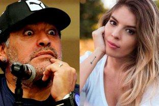 Nació Roma, la hija de Dalma Maradona -