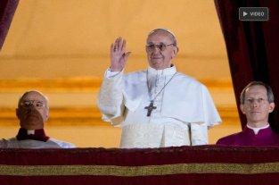 Se cumplen seis años de la elección del Papa Francisco