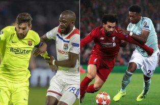 Horarios y TV: Se viene un miércoles de Champions League