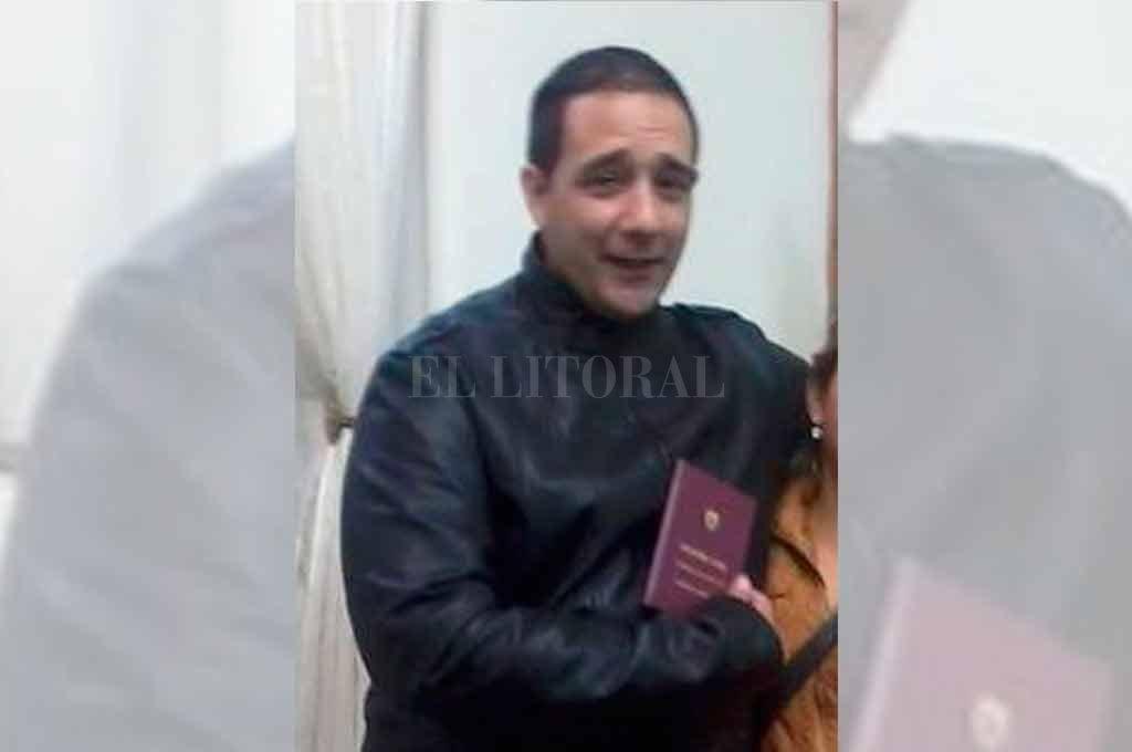 Vicente Pignata es requerido por la Justicia Federal. Crédito: Fiscalía Federal