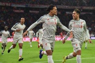 Liverpool ganó en Alemania y eliminó al Bayern Munich