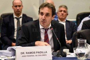 La Corte autorizó contrataciones al juez Ramos Padilla -  -
