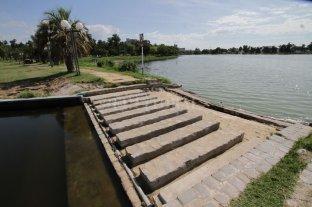 Solicitan informes técnicos sobre las condiciones del lago del Parque del Sur