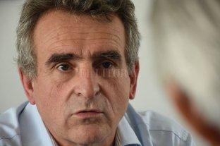 Agustín Rossi pedirá que Carrió sea separada de la Cámara de Diputados