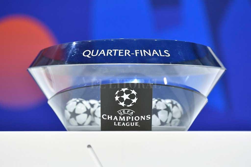 Crédito: Twitter Liga de Campeones
