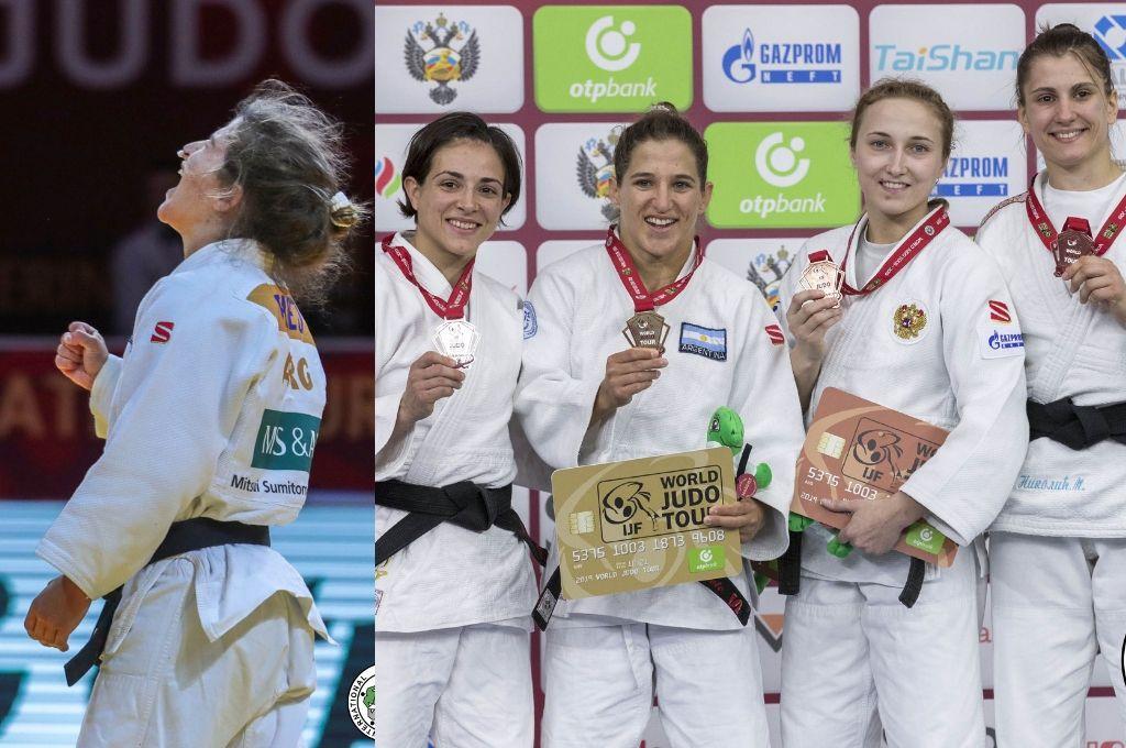 <strong>Foto:</strong> Federación Internacional de Judo