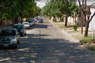 Asalto en una rotisería de barrio Villa María Selva - La zona donde se produjo el hecho  -
