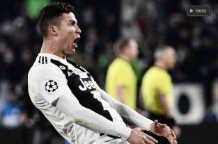 La UEFA le abrió un expediente a Cristiano Ronaldo