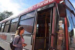 Aumentó el colectivo a Paraná -  -