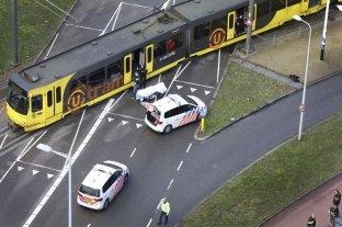 Detuvieron al presunto autor del tiroteo en una estación de tranvía de Utrecht  -  -