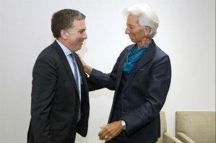 El FMI aprobó la revisión que habilita el desembolso de US$ 10.870 millones -  -