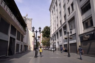 Gran parte de Caracas volvió a quedar sin luz