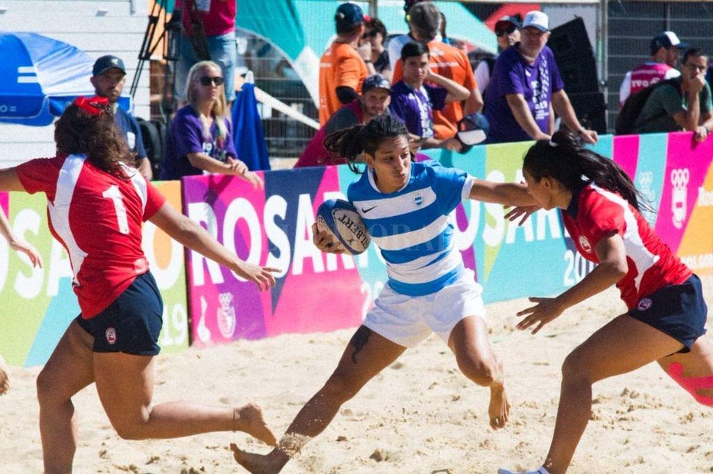 La santacruceña jugadora de Alma Juniors es campeona en Rosario 2019