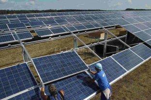 Buscan instalar un parque fotovoltaico en Rafaela