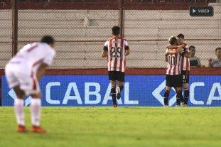 Estudiantes venció a Huracán en el debut de Milito -  -
