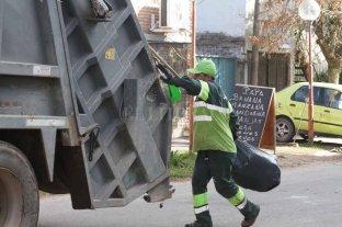 Paro de municipales: qué funciona y qué no - La recolección de residuos es normal, pese a la medida de fuerza -