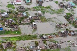 África: el brutal ciclón que azotó Mozambique  podría dejar más de 1000 muertos