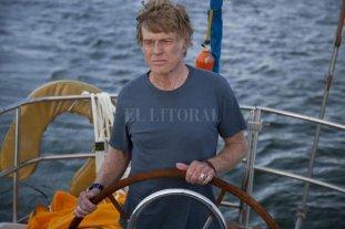"""Robert, el bueno - """"Todo está perdido"""", le valió a Redford una nominación al Oscar. -"""