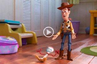 Lanzaron el tráiler de Toy Story 4 -  -