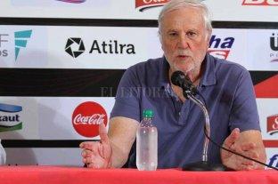 "Vignatti: ""Nunca más traigo un técnico extranjero"" -  -"