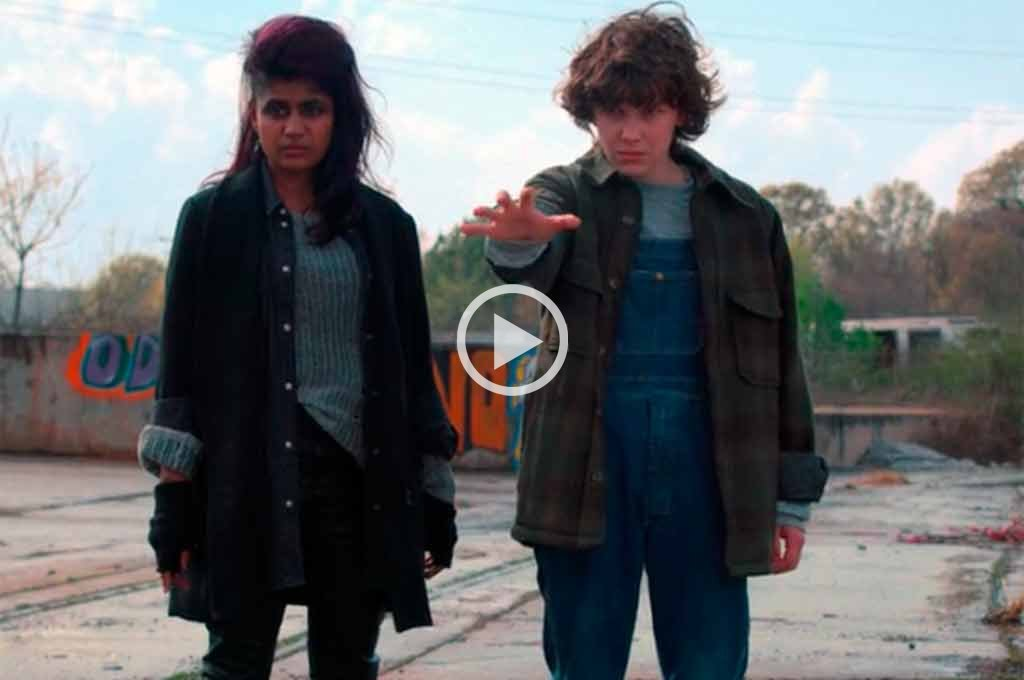 Misterioso video de Stranger Things en redes sociales