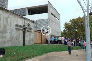 A fin de mes tienen previsto finalizar la obra del nuevo hospital Iturraspe -