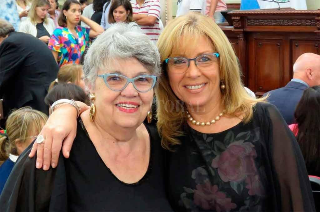 """Reconocen a Silvia Bonzini, del centro de día """"Alas"""", de Ceres"""