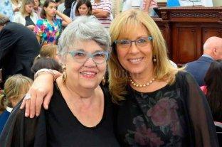 """Reconocen a Silvia Bonzini, del centro de día """"Alas"""", de Ceres -  -"""