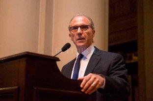 """Rosenkrantz: """"los argentinos están perdiendo confianza en el poder judicial"""" -  -"""