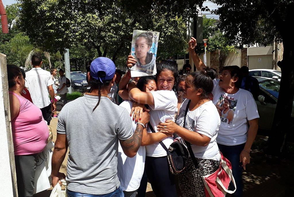 """Perpetua para la """"Choni"""" Zacarías por el crimen de Aldana Leila Roulin"""