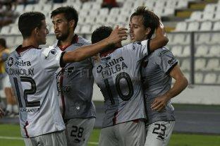 Colón se recuperó y goleó a Deportivo Municipal en Perú  -  -
