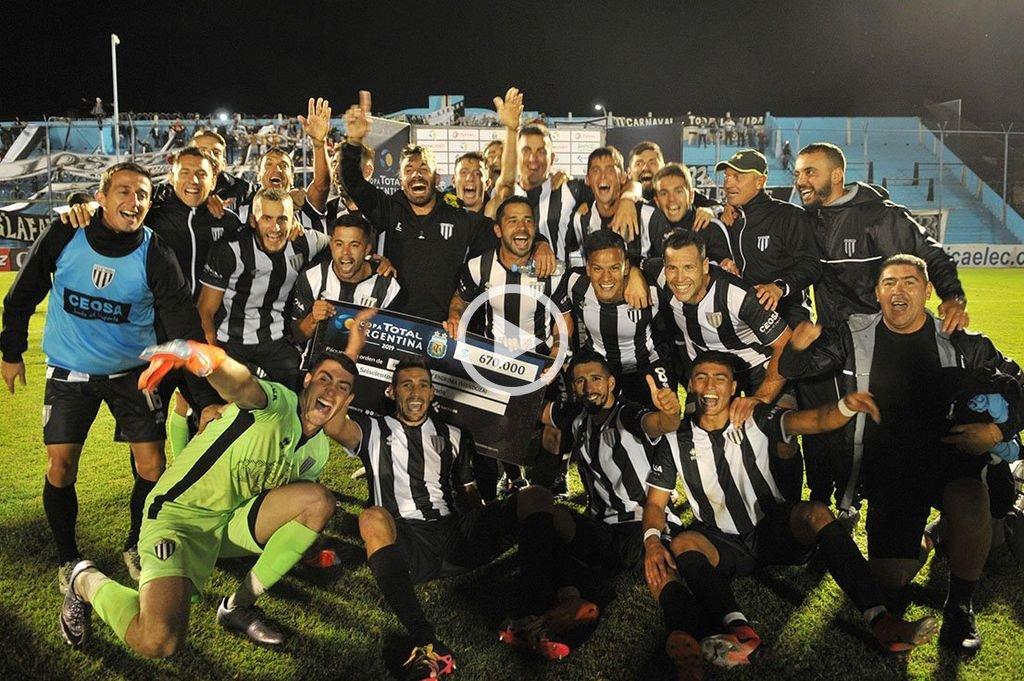 Copa Argentina: Patronato le ganó a Dock Sud y Aldosivi perdió con Gimnasia de Mendoza