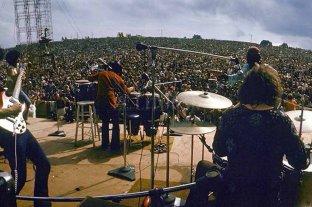 El Festival Woodstock cumple 50 años y prepara un mega recital -  -
