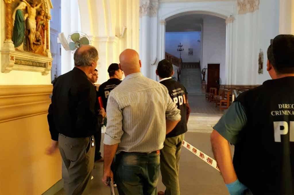 Preocupante: robaron en la Basílica de Guadalupe