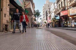 Habilitan el tránsito de calle Mendoza, entre San Jerónimo y 25 de Mayo -